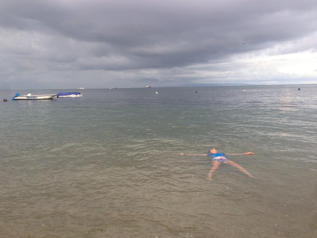 Bali - Floating Around In Nusa Dua