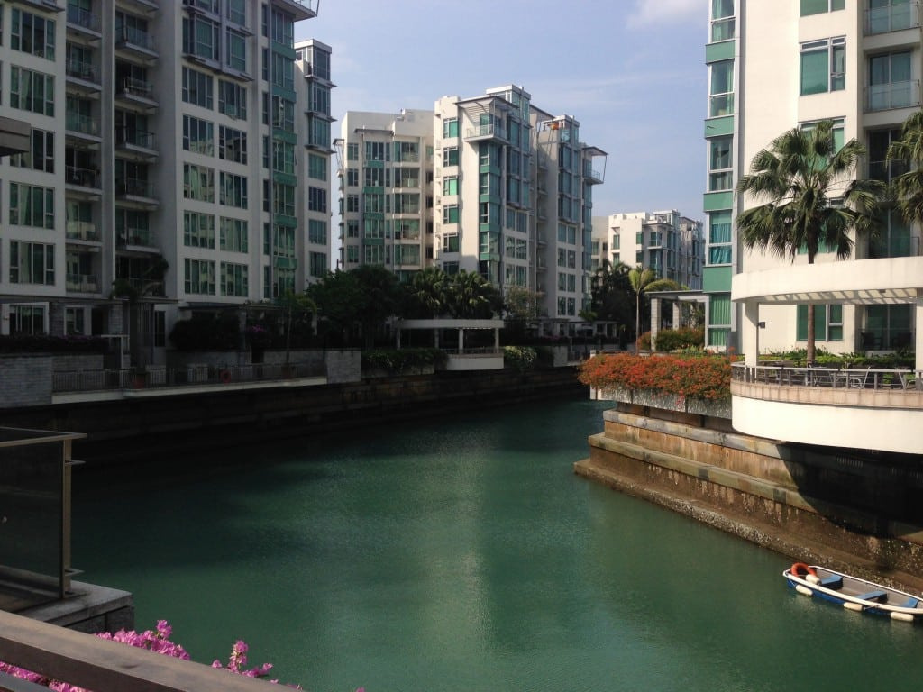 Singapore accommodation with kids
