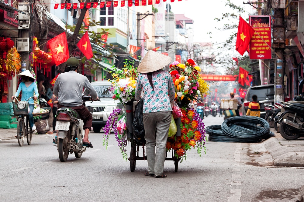 nuts about Vietnam