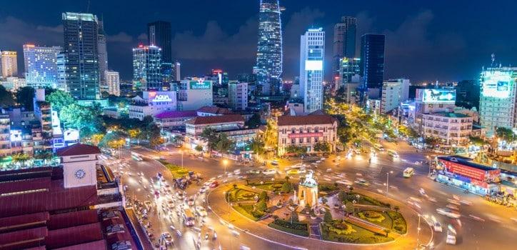 Ho Chi Minh City, Vietnam | Around The World + Kids