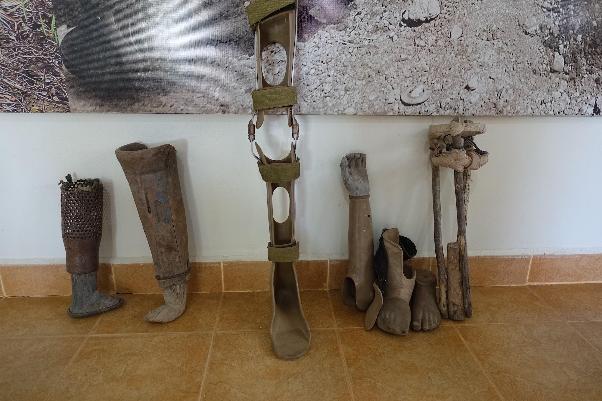 Cambodia Landmine Museum, Siem Reap  Around The World + Kids