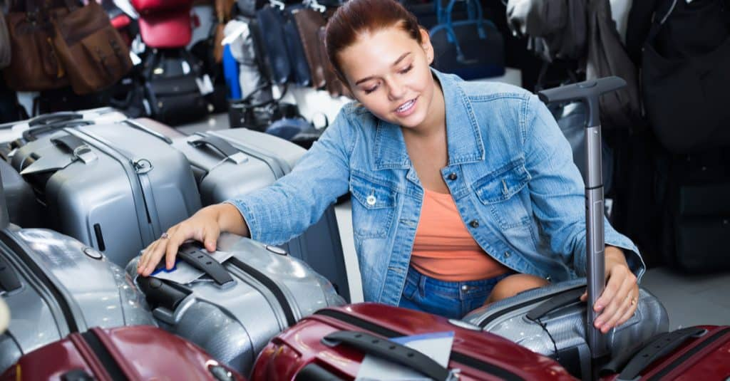 hardcase or softcase luggage
